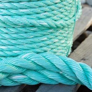 High-Tenacity Polypropylene – Aqua Green