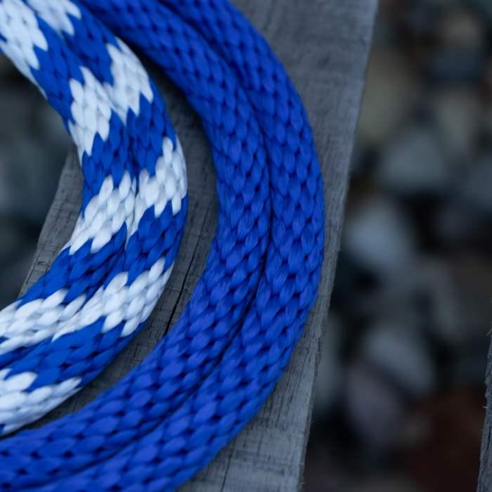 Blue Derby Rope