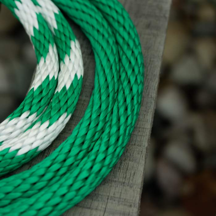 Green Derby Rope
