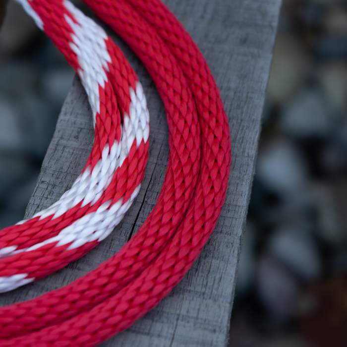 Red Derby Rope