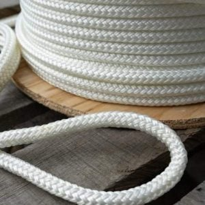 Economy Double Braid Cable Pulling Rope