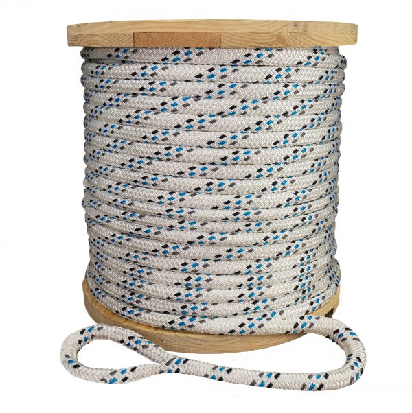 Premium Double Braid Cable Pulling Rope with Ultra Heavy-Duty Spool