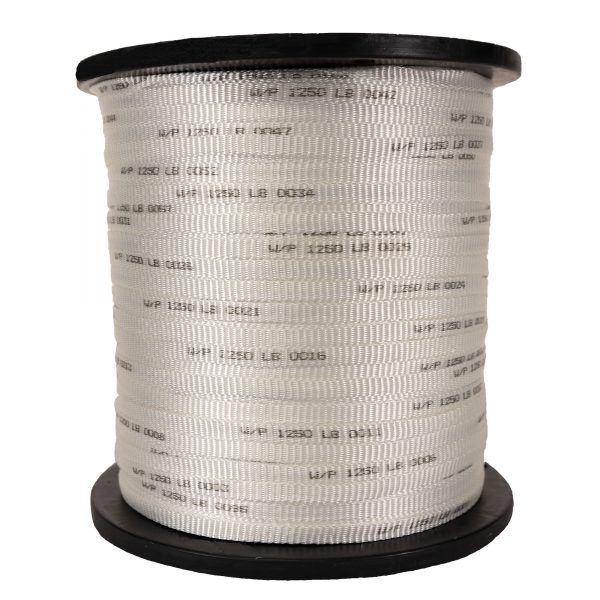 1250 lb 1/2 inch pull tape spool