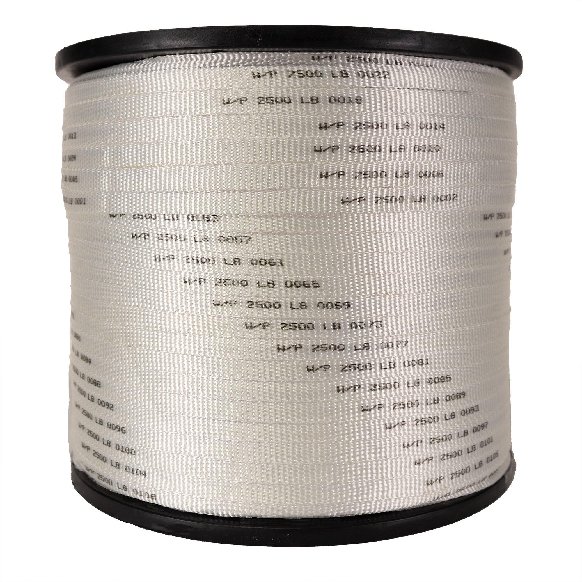 2500 lb 3/4 inch pull tape