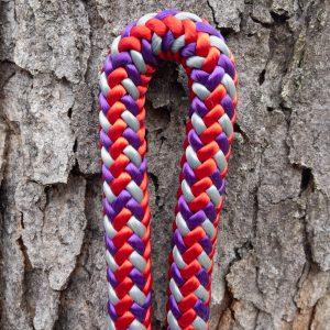 16 Strand 1/2″ (12.7 mm) Arborist Climbing Rope – Berry Bomber