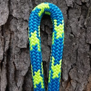 24 Strand 7/16″ (11.2 mm) Arborist Climbing Rope – Blue Craze