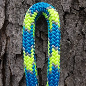 24 Strand 11.8 mm Arborist Climbing Rope – Blue Craze II