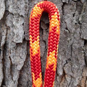 24 Strand 7/16″ (11.2 mm) Arborist Climbing Rope – Cherry Bomb