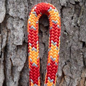 24 Strand 11.8 mm Arborist Climbing Rope – Cherry Bomb II