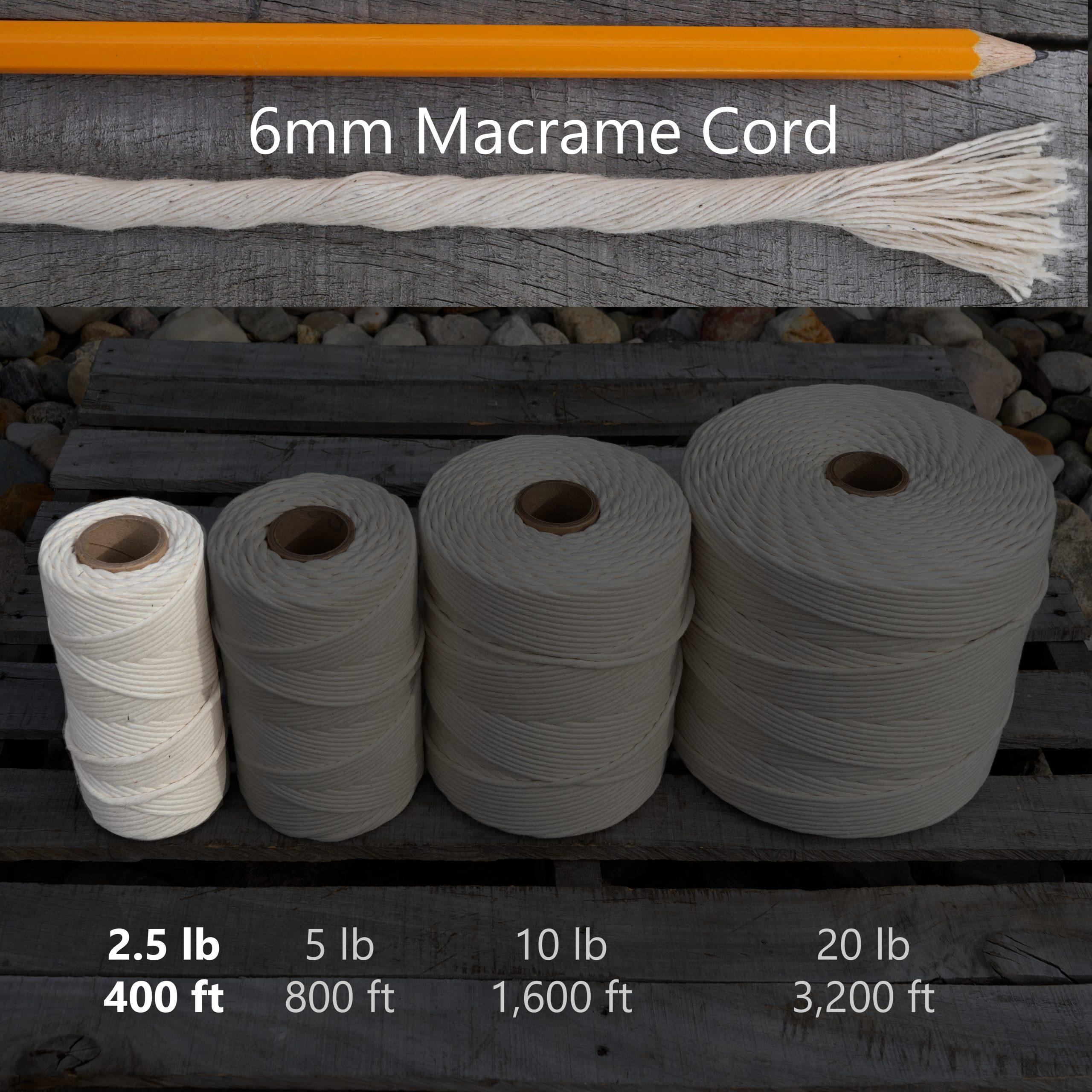 6 mm x 2.5 lb tube