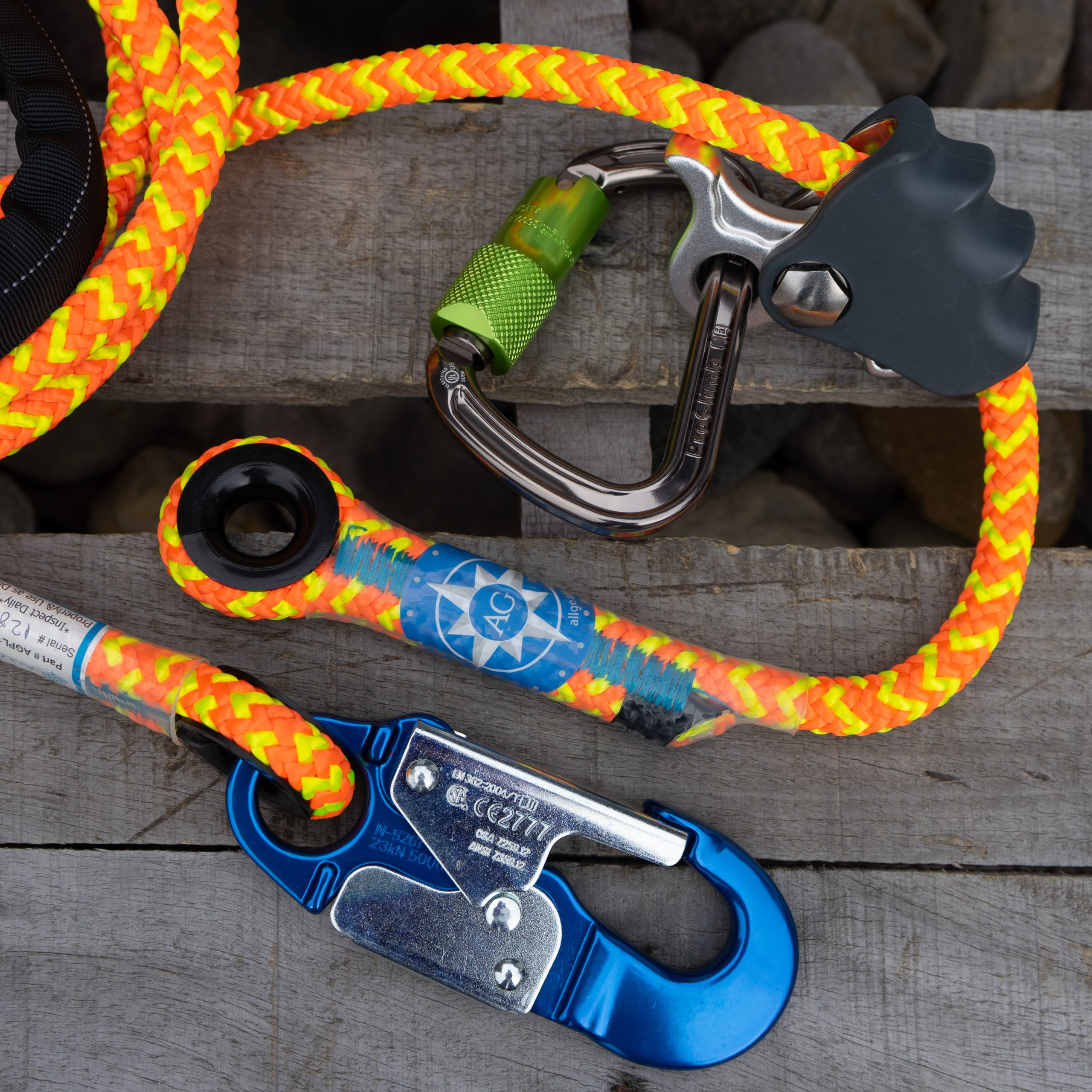 Positioning Lanyard - Safetylite