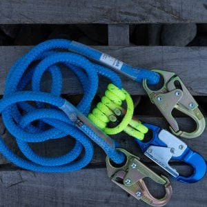 Adjustable 2 in 1 Lanyard